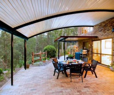 Stratco Outback Patio